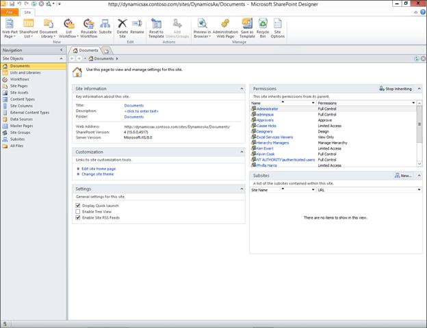 Office 365 | SharePoint Samurai