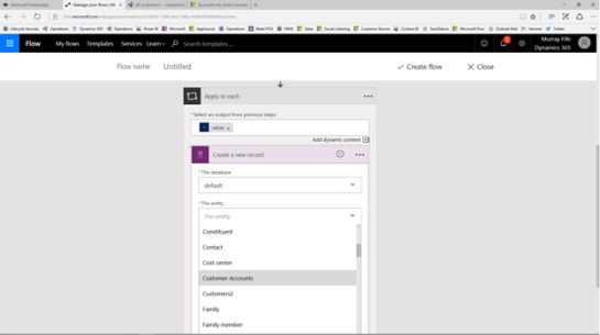 Creating New Customer Notifications for Dynamics 365 for