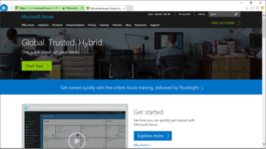 How To Create A Copy Of Azure SQL Database, Via Azure Portal