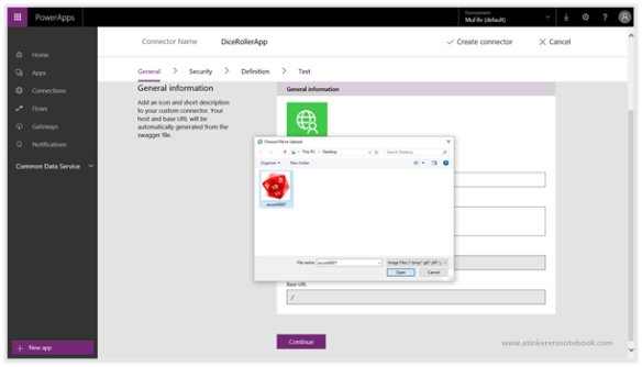Creating a Custom PowerApp Connector Using Azure Functions