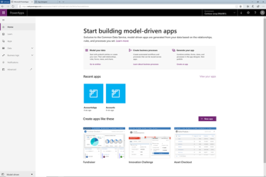 Creating a Model Driven PowerApp | A Tinkerers Notebook